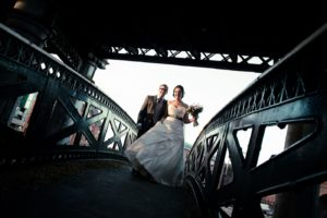 Castlefield wedding photographer